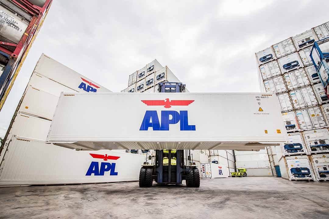 Reefer Container - APL Smartcare+