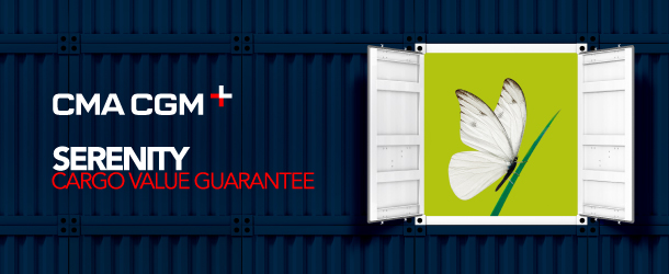 Discover SERENITY cargo value guarantee